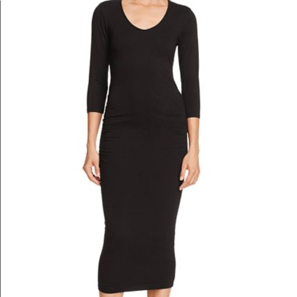 Sz S NWOT Black Micheal Stars Women's Sleeveless Maxi Dress with Twist Back